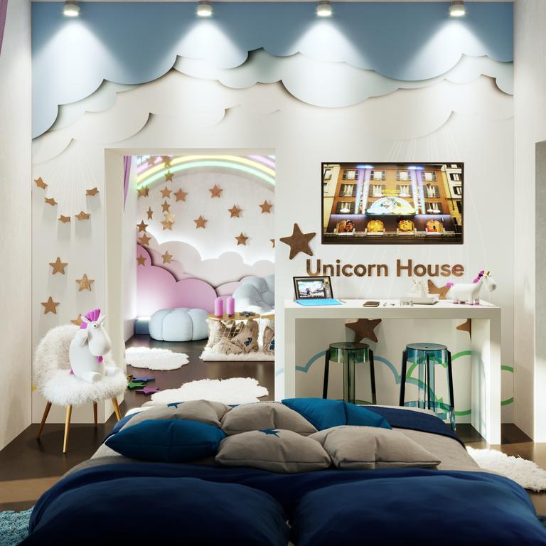 prezzi unicorn house