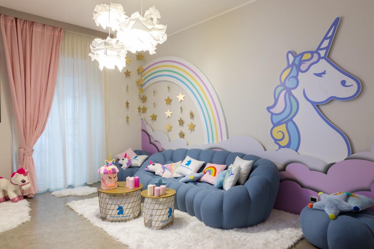 dove si trova casa unicorni