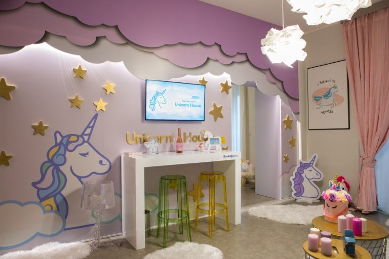 dove si trova la unicorn house milano