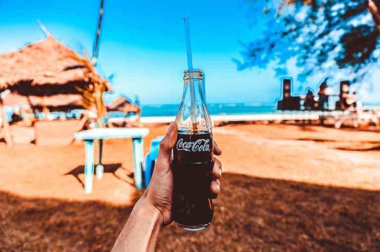 bottiglia Contour Coca-Cola