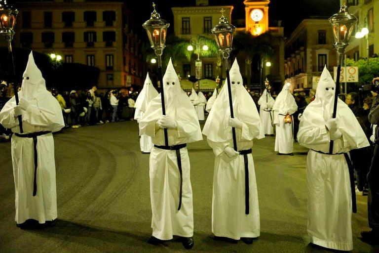 processioni venerdì santo italia