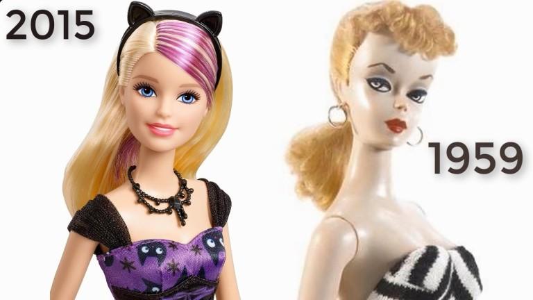 Mattel e Barbie, la bambola più famosa del mondo