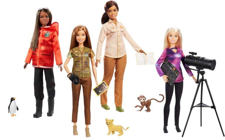 storia di barbie